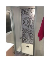 Cabine de douche 80x80 DECOR